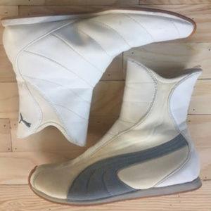 PUMA Mahanuala Yoga Shoe 1990's Rare Boot